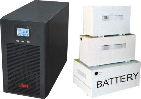 Bộ lưu điện UPS offline thường dùng cho các thiết bị cao cấp hơn