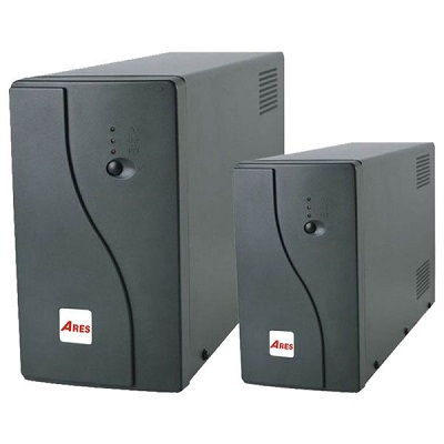 UPS được chia thành hai loại sản phẩm chính là UPS Offline và UPS Online