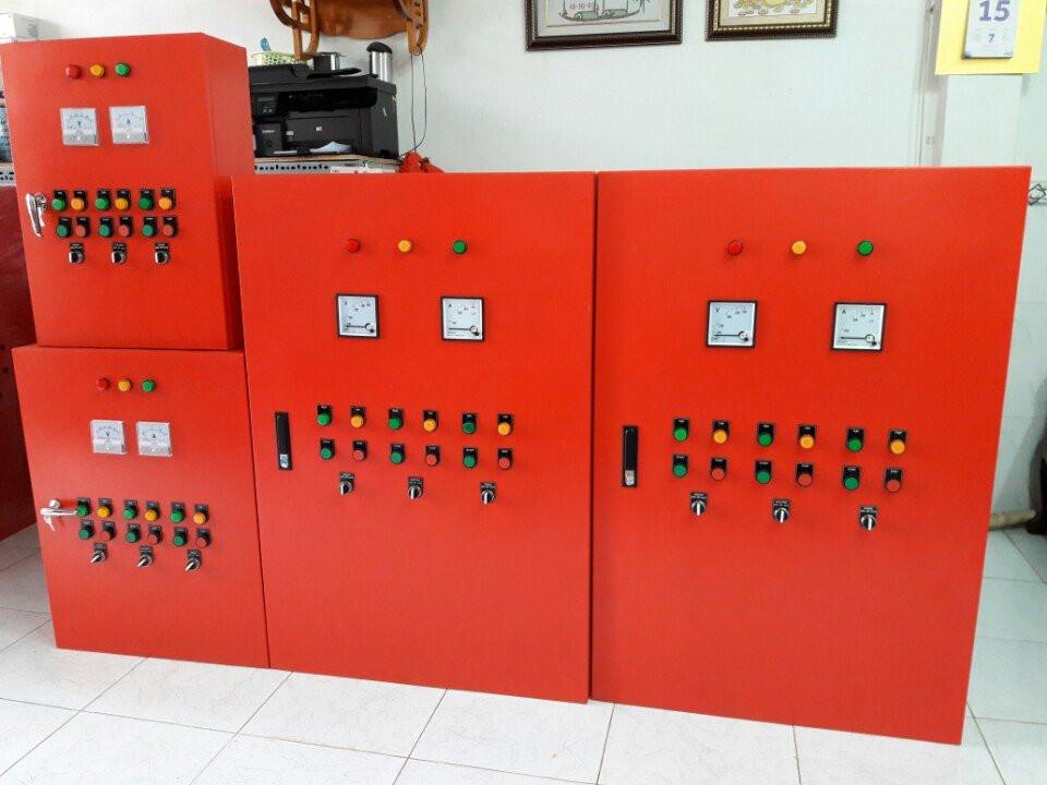 Tủ bơm phòng cháy chữa cháy đảm bảo an toàn cho hệ thống