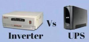 Bộ lưu điện Inverter cũng có chức năng tương tự UPS