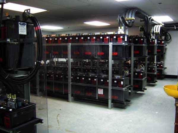 Hệ thống lưu điện UPS trong công nghiệp