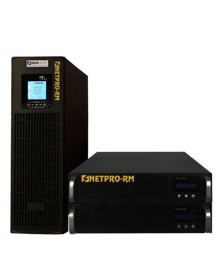 Bộ lưu điện UPS NETPRO – RM 1KVA Online hiện bán tại Thành Công