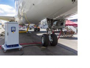 Bộ biến tần sử dụng cấp nguồn điện cho sân bay