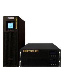 Bộ lưu điện UPS 3kVA Online NETPRO – RM