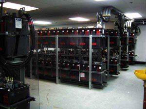 Hệ thống UPS sử dụng trong công nghiệp