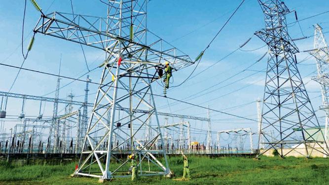 Hệ thống điện lưới ở Việt Nam không ổn định