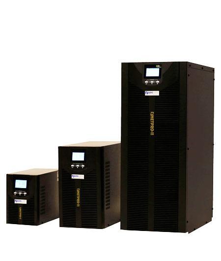 Thiết bị UPS online có công suất 10KVA
