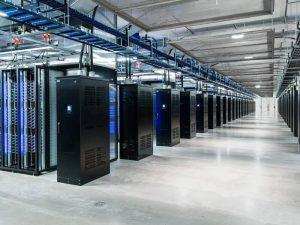 Hệ thống phòng server